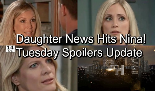 General Hospital Spoilers: Tuesday, October 2 Update – Chase Connects with Lulu – Nina Overwhelmed by New Daughter – Jason's Warning