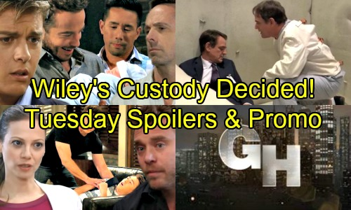 General Hospital Spoilers: Tuesday, September 4 – Jason's Urgent News – Kim Panics Over Oscar – Brad and Lucas Win Custody