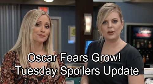 General Hospital Spoilers: Tuesday, September 4 Update – Ryan Unleashed on Port Charles – Alexis' Rage Boils Over – Oscar Fears Grow