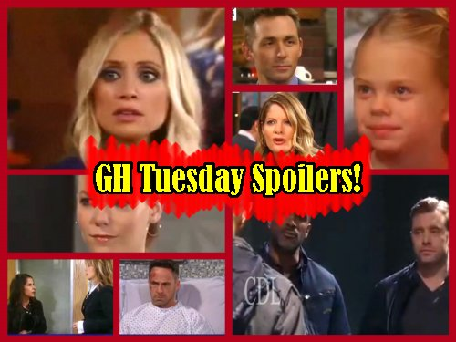 'General Hospital' Spoilers: Sam Catches Alexis with Julian – Jason and Curtis Find Oscar – Sonny Fears Nelle Targeting Michael