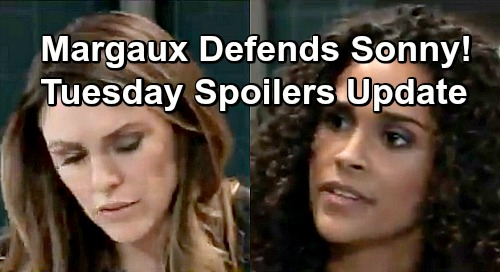 General Hospital Spoilers: Tuesday, December 18 Update – Jason Tackles Deepening Mystery – Chase Gets Fed Up – Margaux Defends Sonny