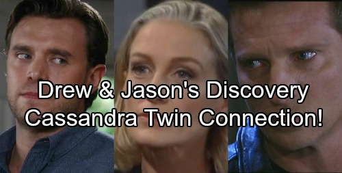 General Hospital Spoilers: Twin Mystery Collides with Cassandra's Dark Secrets – Jason and Drew Uncover Stunning Connection