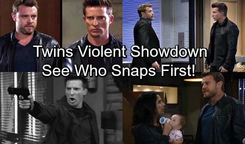 General Hospital Spoilers: Jason and Patient Six's Battle Takes a Violent Turn – Which Twin Snaps First