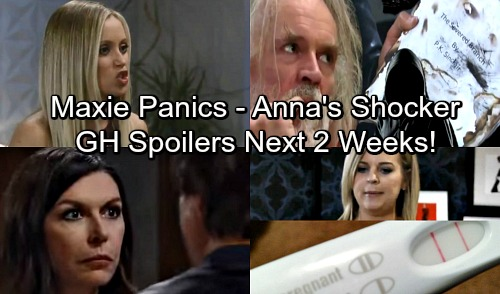 General Hospital Spoilers for Next 2 Weeks: Anna Discovers Stunning Twin Evidence – Sam Rejects Jason – Maxie Panics