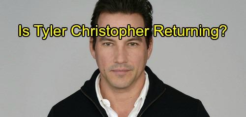 General Hospital' Spoilers: Where Is Tyler Christopher - Why Hasn't He Returned as Nikolas Cassadine?