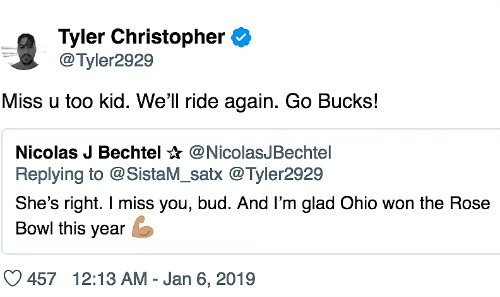 General Hospital Spoilers: Tyler Christopher Hints Nikolas Cassadine Return - Tweets Nicholas Bechtel, Father and Son Reunion?