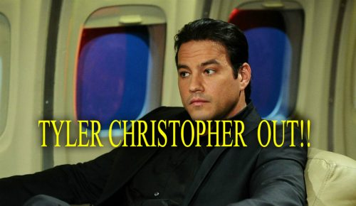'General Hospital' Spoilers: Exit Shocker – Tyler Christopher Not Coming Back to GH – Nikolas Recast Coming?