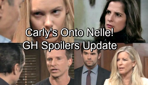 General Hospital Spoilers: Monday, October 15 Update – Nelle Slips Up with Carly – Laura Demands Answers – Liz Protects Drew's Heart