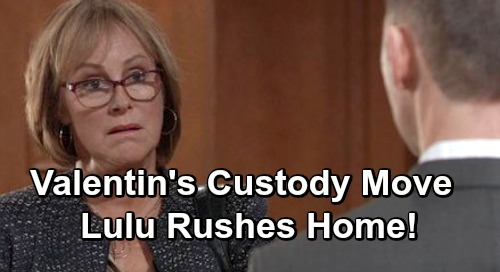 General Hospital Spoilers: Valentin's Sneaky Custody Shocker – Lulu Rushes Home to Fight For Charlotte