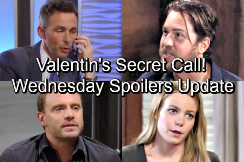 General Hospital Spoilers: Wednesday, July 11 Update – Valentin's Mystery Call – Nelle Objects – Lulu's Discovery