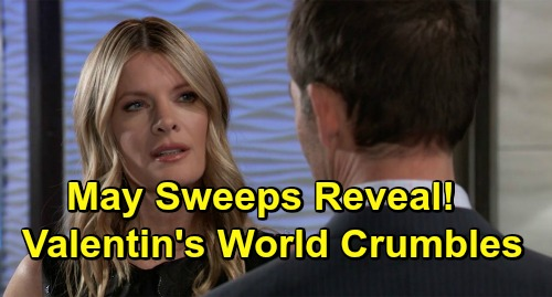 General Hospital Spoilers: James Patrick Stuart Reveals May Sweeps Brutal Consequences - Valentin's World Crumbles