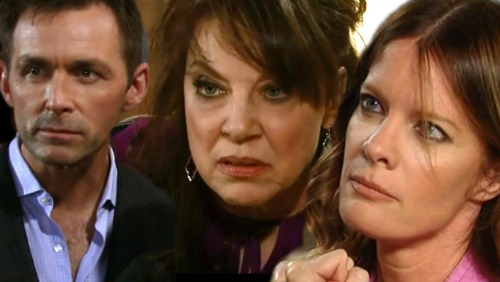 General Hospital Spoilers: Nina's Injury Leads To Shocking Discovery - Learns Peter Is Faison's Son