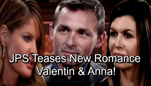 General Hospital Spoilers: James Patrick Stuart Talks Valentin's Lust For Anna – New GH Couple After Nina Daughter Disaster