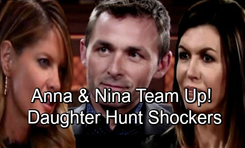 General Hospital Spoilers: Anna Surprises Nina with Daughter Hunt Help – Twists and Turns Bring Major Revelations