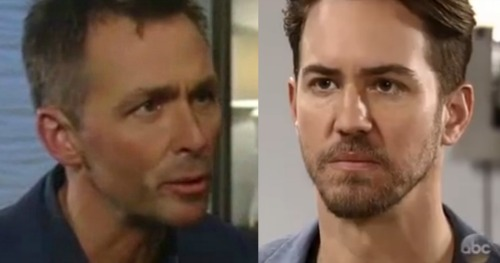 General Hospital Spoilers: Peter Unleashes Wrath on Valentin – Exposed Baby Secrets Bring Deadly Confrontation