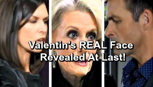 General Hospital (GH) Spoilers: Valentin's Real Face Exposed At Last - Why Anna Can't Recognize Valentin