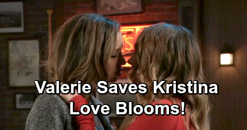 General Hospital Spoilers: Love Blooms as Valerie Saves Kristina from Crazy Cult – Daisy's Plans Foiled, New Romance Begins