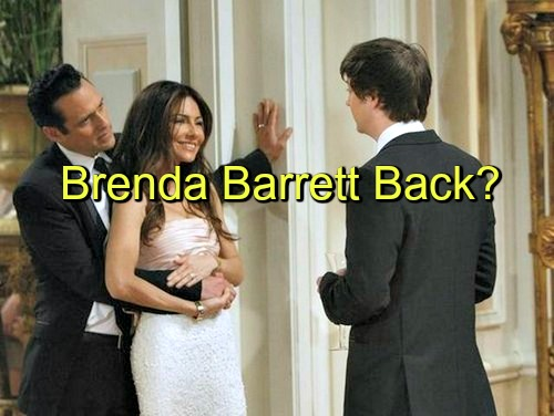 General Hospital (GH) Spoilers: Is Vanessa Marcil Returning As Brenda Barrett - Just In Time For Sonny And Carly Break-Up?