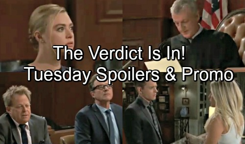 General Hospital Spoilers: Tuesday, August 14 – Dr. Bensch's Verdict Is In – 'Jonah' Funeral Plans – Cassandra Nightmare Begins