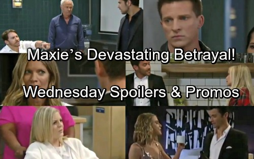General Hospital Spoilers: Wednesday, May 23 – Peter Demands Attempted Murder Charges for Jason – Maxie's Devastating Betrayal