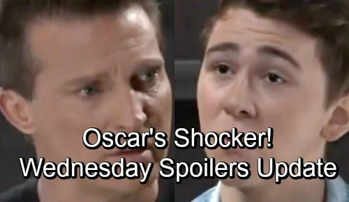 General Hospital Spoilers: Wednesday, September 26 Update – Chase Helps Find Missing Oscar – Jason Faces Bombshell