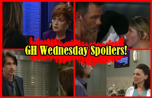 'General Hospital' Spoilers: Andre Hypnotizes Anna – Nathan Searches For Claudette - Valentin Lies to Nina