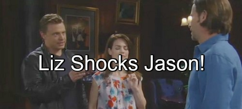 General Hospital (GH) Spoilers: Liz Takes Franco's Side Against Jason - Griffin and Nathan Nasty Encounter