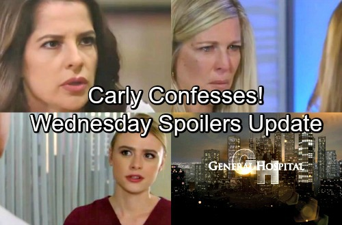 General Hospital Spoilers: Wednesday, May 2 Update – Carly Breaks Down – Jason Hears Divorce Shocker – Dr. Bensch Infuriates Kiki
