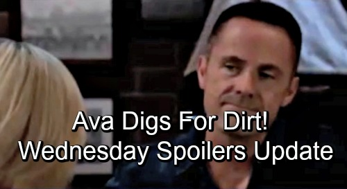 General Hospital Spoilers: Wednesday, September 19 Update – Carly Supports Shattered Michael – Ava Digs for Dirt – Lulu Warns Peter