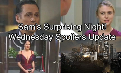 General Hospital Spoilers: Wednesday, May 16 Update – Kiki's Shocker - Sam's Surprising Night – Olivia's Meltdown