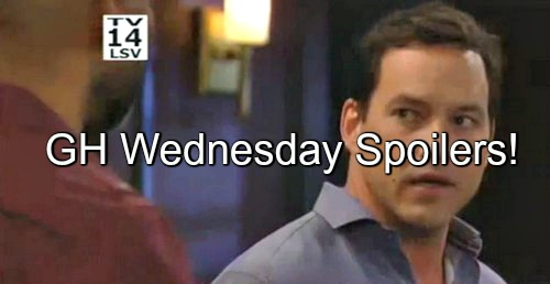 """General Hospital"" (GH) spoilers reveal on tomorrow's episode, Wednesday, April 6, that the consequences of his actions will hit Nikolas hard"