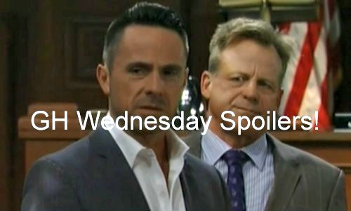 'General Hospital' Spoilers: Kevin Dying - Hostages Try to Escape Cassadine Island - Sonny Taunts Julian at Court Hearing