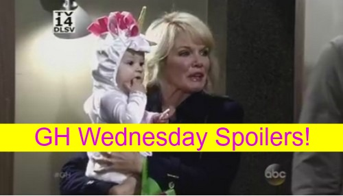 General Hospital (GH) Spoilers: Jake and Spinelli Join Forces - Baby Avery Custody Battle Heats Up - Dante Spins Out