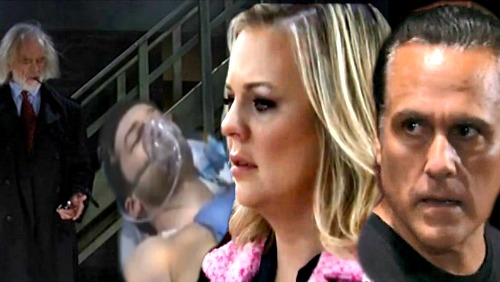 General Hospital Spoilers: Week of January 29 – Faison Escapes GH - Cryptic Threats, Angry Outbursts and a Devastating Death