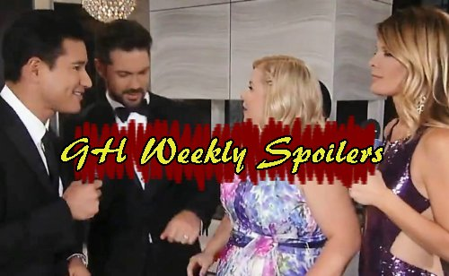 General Hospital Spoilers: Week of May 22 - Nurse's Ball - Anna And Valentin Team Up - Ava Busted for Med Scam - Chimera Reveal