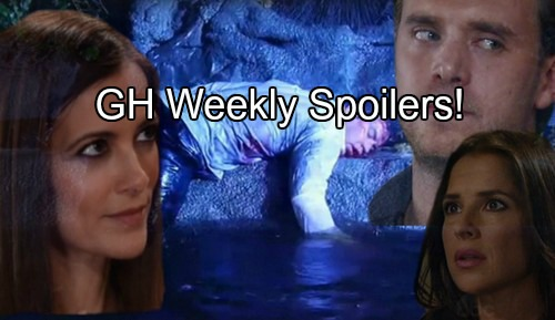 General Hospital (GH) Spoilers: Week of May 30 - Nik Mystery, Alive But Missing - Bobbie Faces Lucas Life or Death Choice