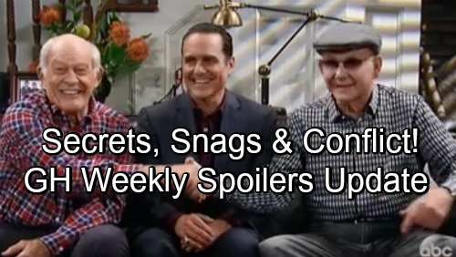 General Hospital Spoilers: Week of June 18-22 Update – Unraveling Secrets, Sudden Snags and Explosive Conflict