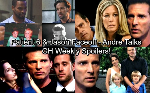 General Hospital Spoilers: Week of October 30-November 1 – Daring Missions, Fierce Faceoffs and Unraveling Secrets