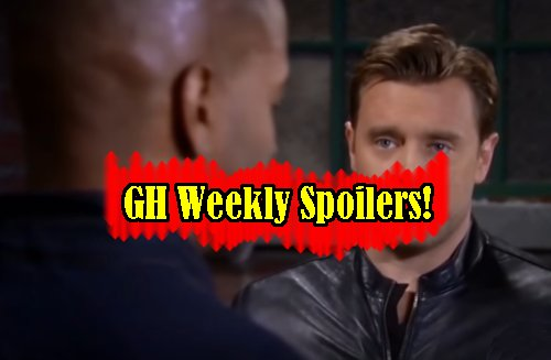 General Hospital Spoilers: Week of Dec. 12 – Jason and Curtis New Bombing Discovery – Tom Caged - Lulu Bonds With Charlotte