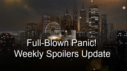 General Hospital Spoilers: Huge Decisions, Surprising Allies and Full-Blown Panic - Week of October 15 Update