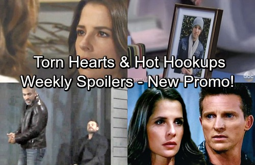 General Hospital Spoilers: Week of March 26-30 – Torn Hearts, Hot Hookups and a Special Celebration