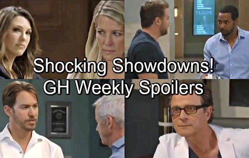 General Hospital Spoilers: Week of May 28-June 1 – Dire Warnings, Shocking Showdowns and Mysteries Finally Explained