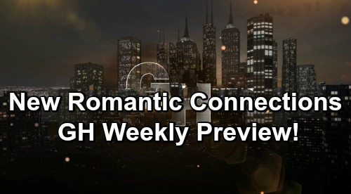 General Hospital Spoilers: Week of April 15 Preview – New Romantic Connections, Stunning Revelations and Fierce Faceoffs