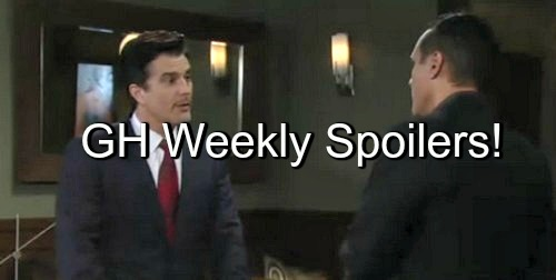 General Hospital (GH) Spoilers: Week of April 25 – New Witness to Duke's Murder Appears at Trial – Jason Attacks Franco