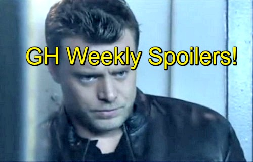 General Hospital (GH) Spoilers: Week of April 4 - JaSam Does It All - Anna Backstabs Paul - Sonny Won't Give Up