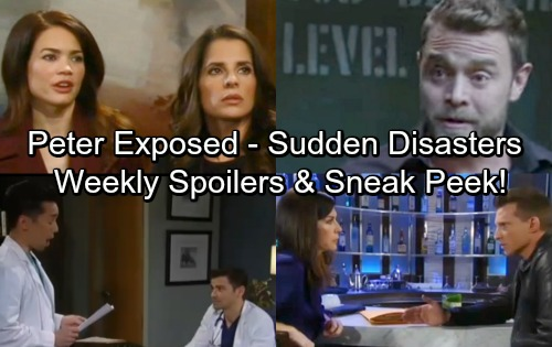 General Hospital Spoilers: Week of March 19-23 – Grave Danger, Shocking Exposures and Sudden Disasters