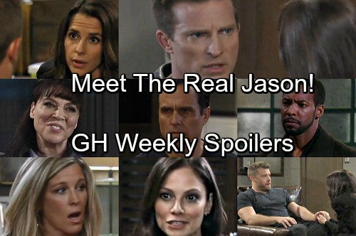 General Hospital Spoilers: Week of November 21 - December 1 – Interrogations, Conflict and Life-changing Jason Morgan Shocker
