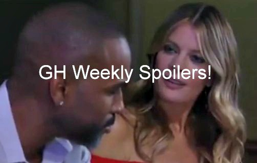 'General Hospital' Spoilers: Week of August 1 - Kirsten Storms Returns - Spencer Kidnapping - Who Survived Plane Crash?