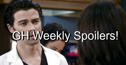 General Hospital (GH) Spoilers: Week of February 29 - Carly Mulls Leaving Sonny – Tracy's Health Declines