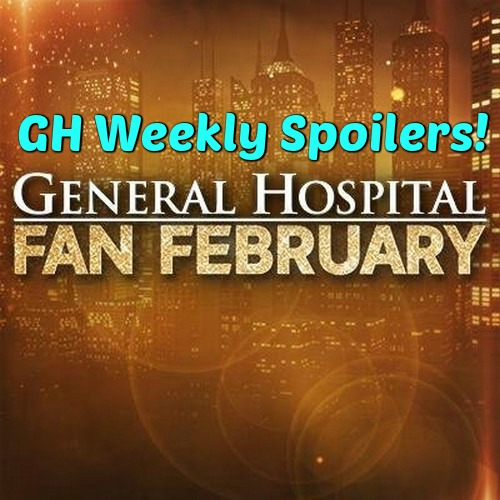 General Hospital Spoilers: Week of February 8 - Hospital Life and Death - Secrets Revealed - Wedding Surpise - New Characters